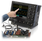 The Teledyne LeCroy WaveSurfer 10 oscilloscope provides an unparalleled combination of performance and price. (PRNewsFoto/Teledyne LeCroy)