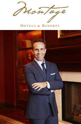 Jason Herthel appointed President and Chief Operating Officer of Montage Hotels & Resorts