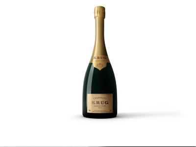 KRUG CHAMPAGNE RECEIVES SIX OF THE TOP TEN PLACEMENTS ON WINE SPECTATOR'S RECOMMENDED CHAMPAGNES LIST.  (PRNewsFoto/Krug Champagne)