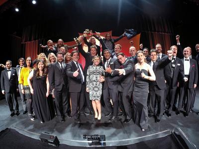 GoPro(R) Wins Emmy(R) Award. (PRNewsFoto/GOPRO)