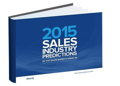New eBook From Velocify Features Sales Experts on the Future of Sales