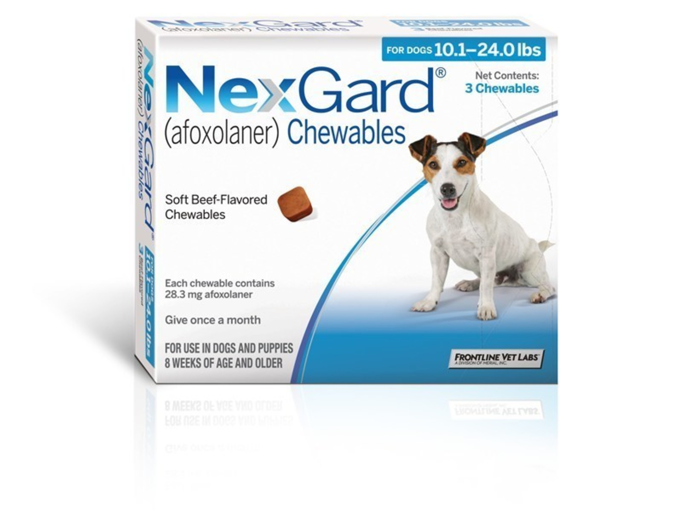 NexGard(R) (afoxolaner), a Merial product, receives the 2015 Best New Product Award from Better Homes and Gardens Magazine
