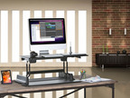 VARIDESK Stand-Up Desks Launch as Most Affordable, Most Easy-to-Use Way to Transform Workspace