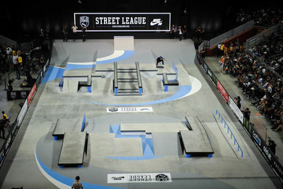2015 SLS Nike SB World Tour