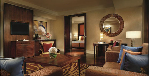 The Ritz-Carlton Says Namaste as it Bows to the Divine City of Bangalore; Legendary Hotel Company Opens First Hotel in India.  (PRNewsFoto/The Ritz-Carlton Hotel Company, L.L.C.)