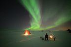 Aurora Village, Bjorkliden, Chad Blakley Lights Over Lapland