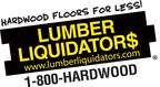 Lumber Liquidators.  (PRNewsFoto/Lumber Liquidators, Inc.)