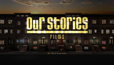 Our Stories Films, an RLJ Company.  (PRNewsFoto/The RLJ Companies)