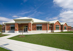 The French Creek Mess Hall is the military's first LEED Platinum dining facility.