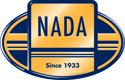 NADA Used Car Guide Logo (PRNewsFoto/NADA Used Car Guide)