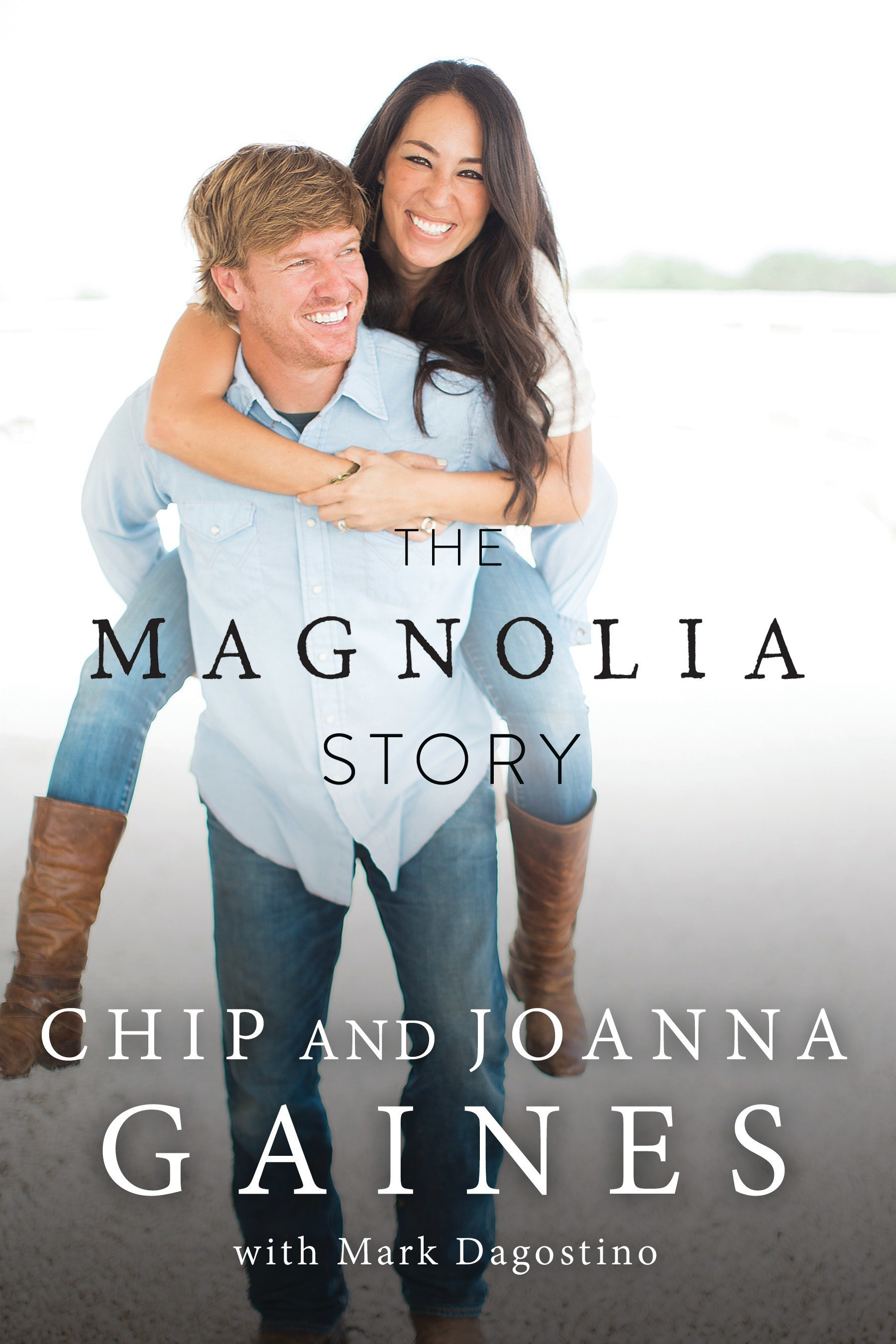 The Magnolia Story cover