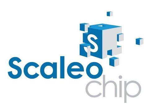 Logo (PRNewsFoto/Scaleo chip)