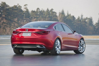 The all-new and redesigned 2014 Mazda6 sedan is available and for sale right now at Bill Jacobs Mazda in Joliet, Illinois near Chicago.  (PRNewsFoto/Bill Jacobs Mazda)