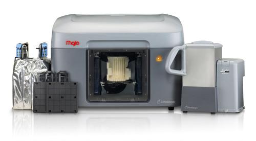 Mojo Desktop 3D Print Pack. (PRNewsFoto/Stratasys Ltd.) (PRNewsFoto/STRATASYS LTD.)