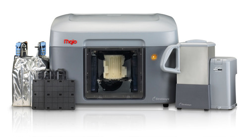 Mojo Desktop 3D Print Pack.  (PRNewsFoto/Stratasys Ltd.)