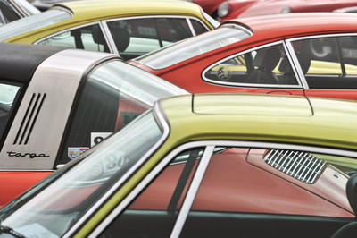 Porsche 911 Targa to Debut at the North American International Auto Show. (PRNewsFoto/Porsche Cars North America, Inc.) (PRNewsFoto/PORSCHE CARS NORTH AMERICA, INC.)