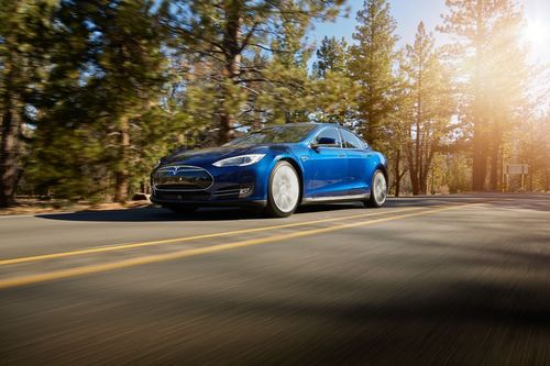 Tesla Model S (PRNewsFoto/Tesla Motors Inc)