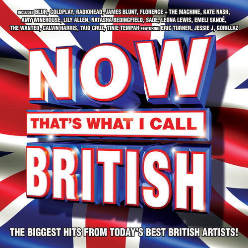 As the world eagerly awaits the July 27 start of the London 2012 Summer Olympics, the world's best-selling, multi-artist album series, 'NOW That's What I Call Music!' is set to release a new collection of major hits from today's best British artists.  To be released July 17, 'NOW That's What I Call British' will be available on CD and for download purchase from all major digital service providers.  The 'NOW That's What I Call Music!' series is a joint venture from EMI Music North America, Sony Music ...