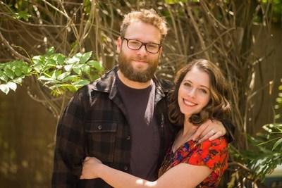 Seth Rogen and Lauren Miller Rogen - 2016 WebMD Health Hero People's Choice Award Nominees