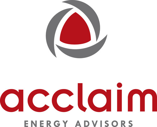 innovation. expertise. results.  (PRNewsFoto/Acclaim Energy Advisors)