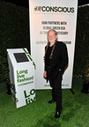 Willie Nelson celebrates the launch of H&M's garment recycling program at Global Green USA's 10th annual Pre-Oscar Party. (PRNewsFoto/H&M) (PRNewsFoto/H&M)