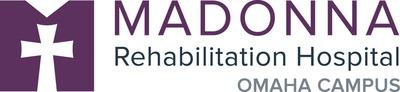 Madonna Rehabilitation Hospital logo. (PRNewsFoto/Madonna Rehabilitation Hospital) (PRNewsFoto/MADONNA REHABILITATION HOSPITAL)
