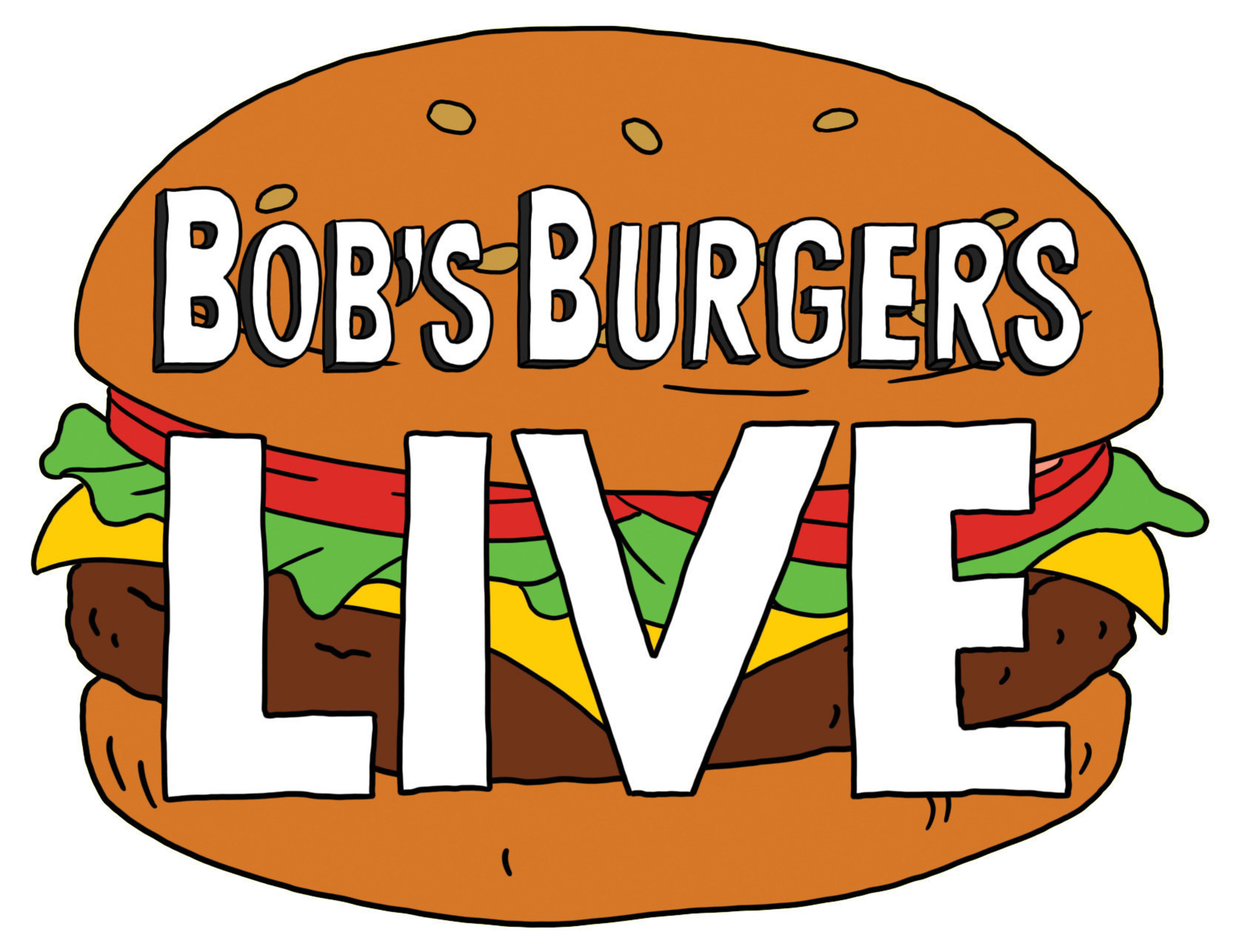 BOB'S BURGERS LIVE! RETURNS TO LOS ANGELES ON APRIL 29 AT THE WILTERN FOLLOWING SOLD-OUT 8-CITY TOUR IN 2015