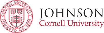 Johnson School at Cornell University logo.  (PRNewsFoto/The Johnson School at Cornell University)