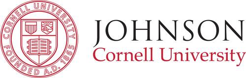 Johnson School at Cornell University logo. (PRNewsFoto/The Johnson School at Cornell University) (PRNewsFoto/)