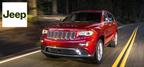 Experience the grace and power of the 2014 Jeep Grand Cherokee at Ed Koehn Chrysler.  (PRNewsFoto/Ed Koehn Chrysler)