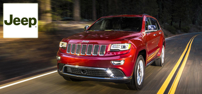Experience the grace and power of the 2014 Jeep Grand Cherokee at Ed Koehn Chrysler.  (PRNewsFoto/Ed Koehn Chrysler)