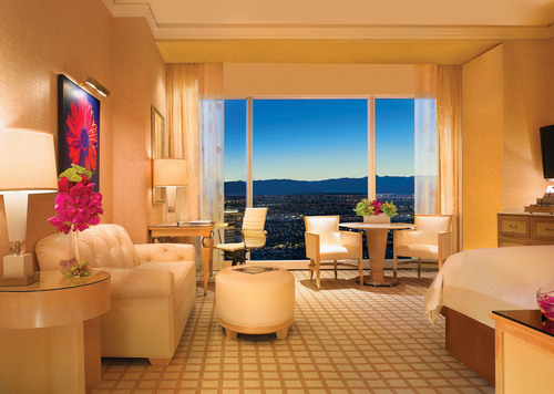 Wynn Las Vegas Unveils Newly Renovated Rooms
