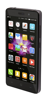 The KPHONE K5 unlocked Android smartphone is available now at QVC.com for $199.92.