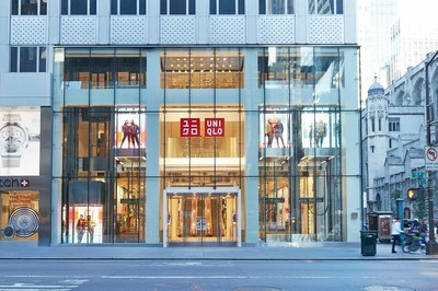 UNIQLO's Fifth Avenue Global Flagship in New York City