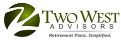 Two West Logo.  (PRNewsFoto/Two West Advisors)