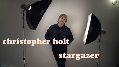 "Christopher Holt debuts his new album from State Fair Records, ""Stargazer."""