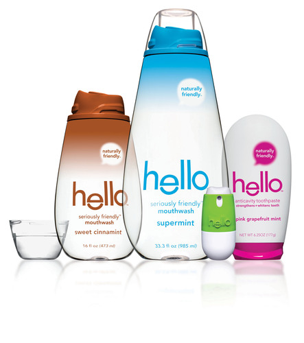 Hello Products LLC, the world's first line of seriously friendly(tm) oral care products, is pleased to ...