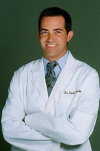 Dr. Zach LaBoube. (PRNewsFoto/Dr. Zach LaBoube) (PRNewsFoto/DR. ZACH LABOUBE)