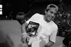 Cricket announces its newest brand ambassador, Paul Rodriquez (P-Rod), one of the world's top skaters and record holder for medaling gold in the street category at X Games. (PRNewsFoto/Cricket Wireless)
