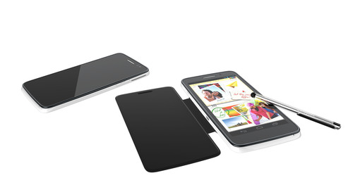 6306a929c34 World's Slimmest Smartphone, ALCATEL ONE TOUCH Idol Ultra, Unveiled ...