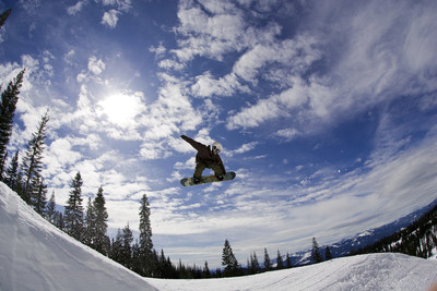 Experience the thrill of Mt. Shasta Ski Park, just an hour outside Redding.