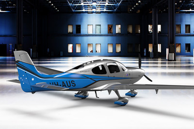 Cirrus Aircraft today announced the 2015 Generation 5 SR22T Special Edition: Australis.
