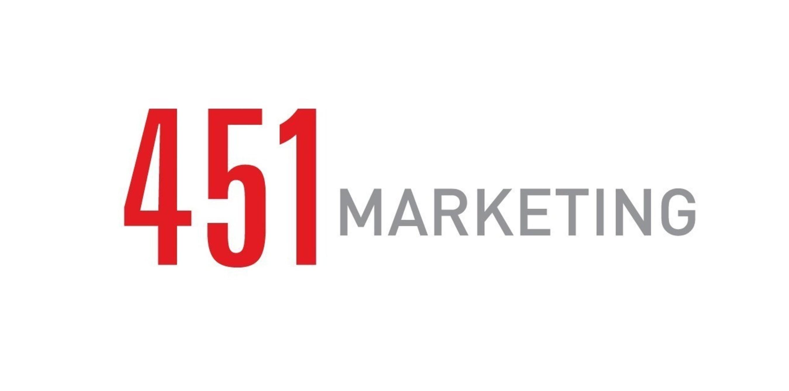 451 Marketing logo