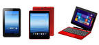 Limited edition Nextbook Android and Windows tablets available now at Walmart and Walmart.com.