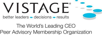 Vistage International, Inc. (PRNewsFoto/Vistage International) (PRNewsFoto/VISTAGE INTERNATIONAL)