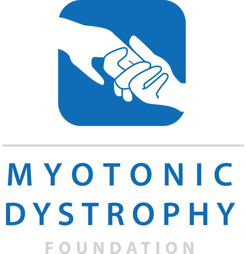 Myotonic Dystrophy Foundation Logo. (PRNewsFoto/Myotonic Dystrophy Foundation) (PRNewsFoto/MYOTONIC DYSTROPHY ...