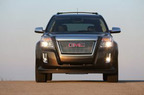 November sales of the GMC Terrain were the best ever and many people in the Midwest are turning to this crossover for its fantastic style, performance and fuel-economy.  (PRNewsFoto/CarBuyersExpress)