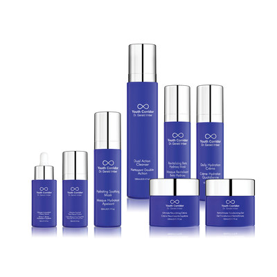 Youth Corridor By Dr. Gerald Imber Launches In The Us Market With NET-A-PORTER.COM