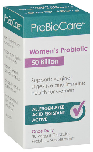 ProBioCare(TM), a new, premium line of probiotic supplements, is now exclusively available at the Vitamin Shoppe(R).  (PRNewsFoto/The Vitamin Shoppe)