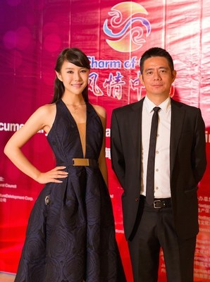 Founders of China Entertainment, Coca Xie and Sting Jung